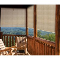 Coolaroo 799870462116 Roller Shade - Select Almond 4 ft. x 6 ft.
