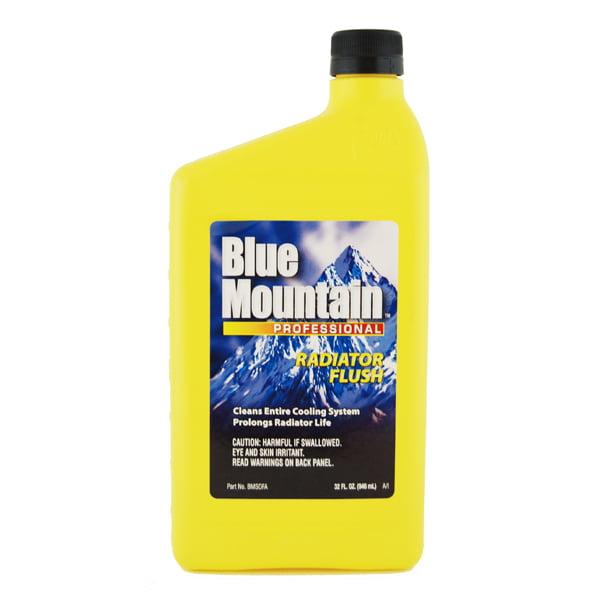 Blue Mountain Radiator Flush (32 oz) by Blue Mountain Professional