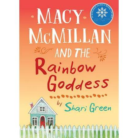Macy McMillan and the Rainbow Goddess (Paperback) (Macys Online-shop)