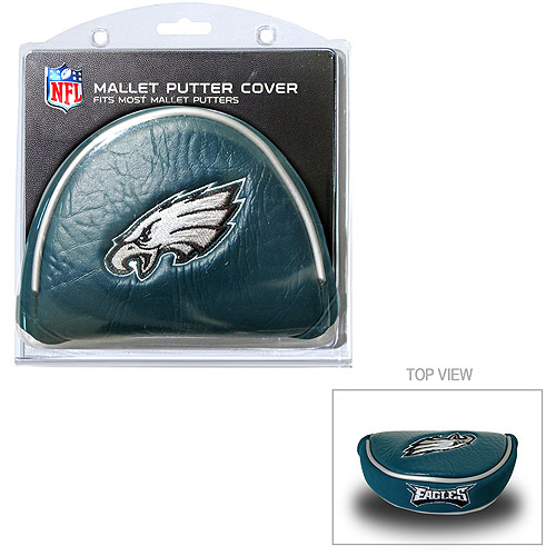 Team Golf NFL Philadelphia Eagles Golf Mallet Putter Cover