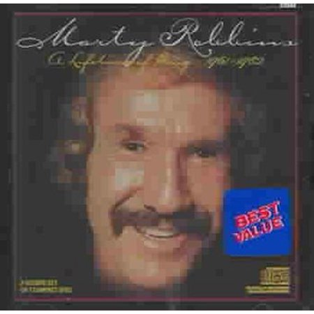 Marty Robbins - A Lifetime of Song (1951-1982) (CD)](Top 20 Halloween Songs Of All Time)