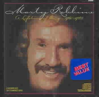 Marty Robbins - A Lifetime of Song (1951-1982) (CD)