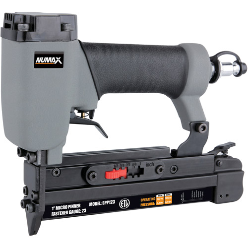 """NuMax 23-Gauge 1"""" Micro Pinner"""