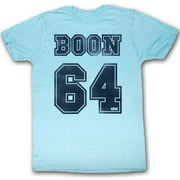Animal House Men's  Boon Slim Fit T-shirt Heather Neon