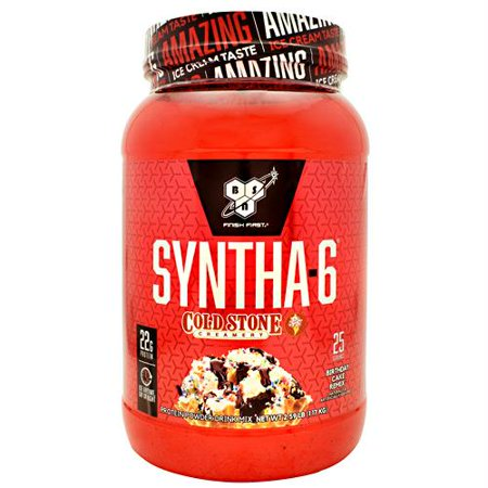 Cold Stone Jelly (BSN  Syntha-6  Cold Stone Creamery  Birthday Cake Remix  2 59 lb  1 17 kg)