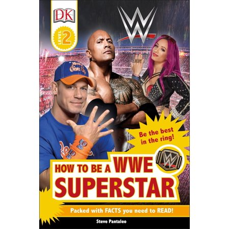 Reaper Star - DK Readers L2: WWE: How to be a WWE Superstar