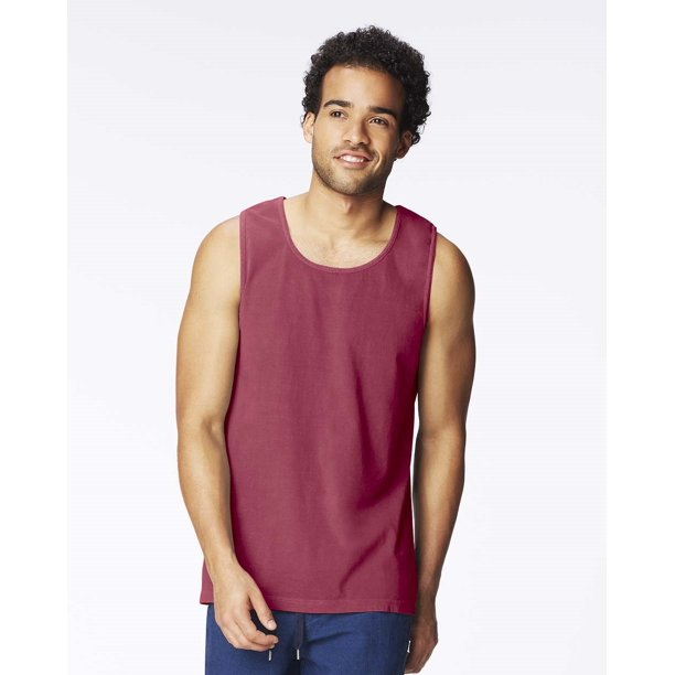 Comfort Colors T-Shirts Garment Dyed Tank Top