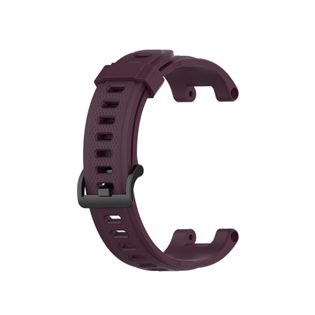AutumnFall Replacement Watch Band Wristband SiliconeStrap For Xiaomi Amazfit TRex Watch