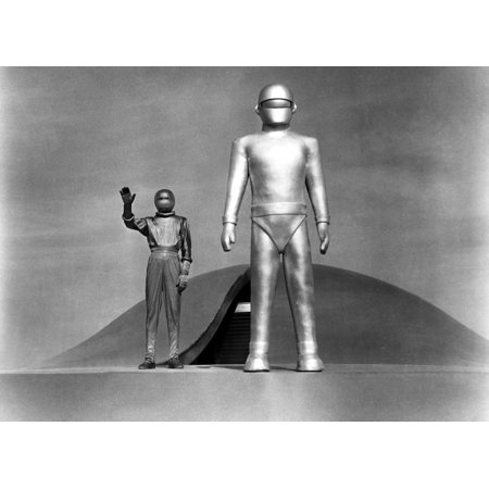 Halloween Film Rights (The Day The Earth Stood Still Michael Rennie 1951 Tm & Copyright 20Th Century Fox Film Corp All Rights Reserved Photo)