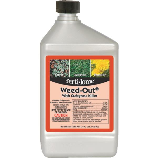 16OZ Weedout Control