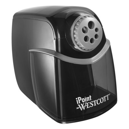 Westcott School and Office Pencil Sharpener - Heavy (Best Classroom Electric Pencil Sharpener Reviews)