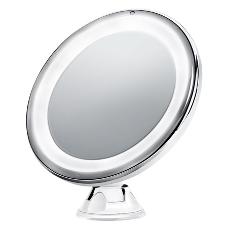 Victsing 7x Magnifying Lighted Makeup Mirror Soft Amp Warm