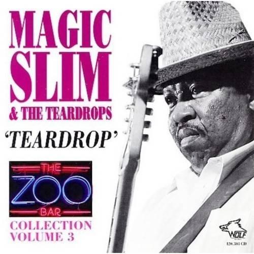 Zoo Bar Collection Vol.3: Teardrop
