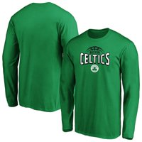 Men's Fanatics Branded Kelly Green Boston Celtics Clamp Down Long Sleeve T-Shirt