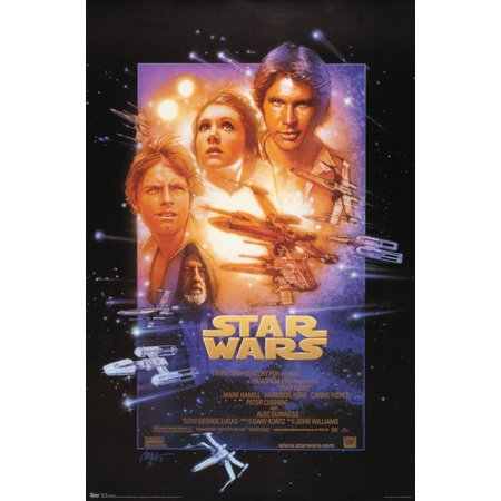 Trends International Star Wars Episode 4 Collector's Edition Wall Poster 24