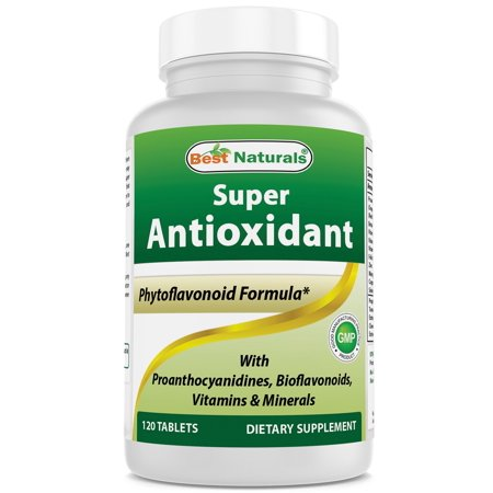 Lycopene Super Antioxidant (Best Naturals Super Antioxidant Formula 120 Tablets )