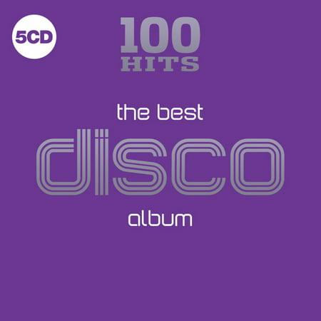 100 Hits: Best Disco Album / Various (CD)