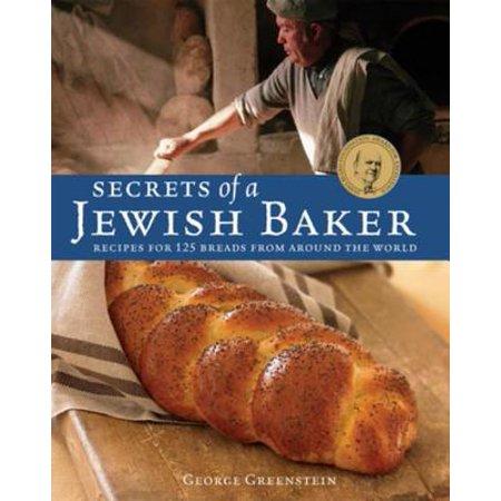 Secrets of a Jewish Baker - eBook