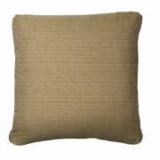 "Homeware 18"" Throw Pillows in Sisal (Set of 2)"