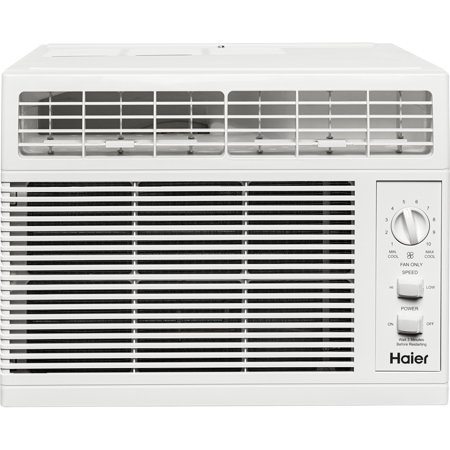 Haier 5,000 BTU Mechanical Air Conditioner, -
