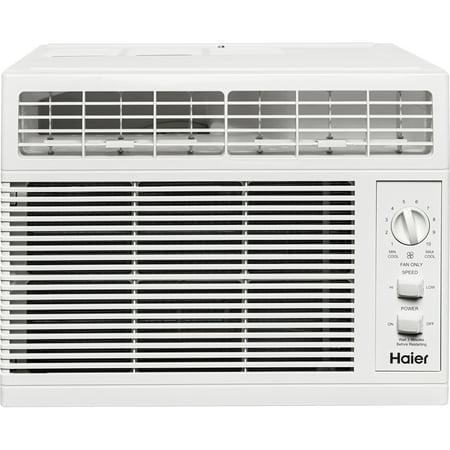 Haier 5050 BTU Mechanical Air Conditioner, QHV05LX ()