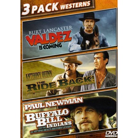 Valdez Is Coming (Diamond Entertainment) / The Ride Back! / Buffalo Bill And The - Halloween Is Coming Lyrics