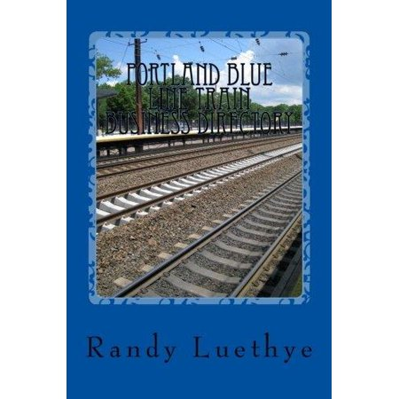 Portland Blue Line Train Business Directory - image 1 de 1