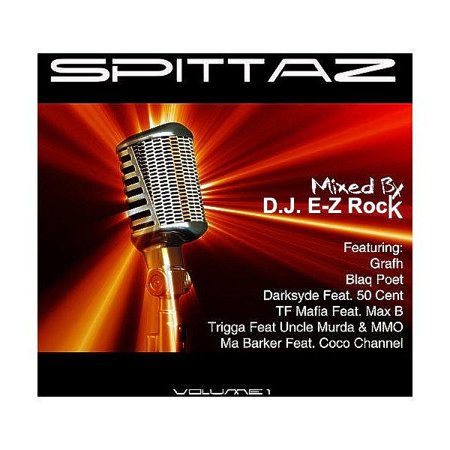 DJ E-Z Rock - Spittaz Vol. 1 Mixed By DJ E-Z Rock - Halloween Dj Mixes 2017