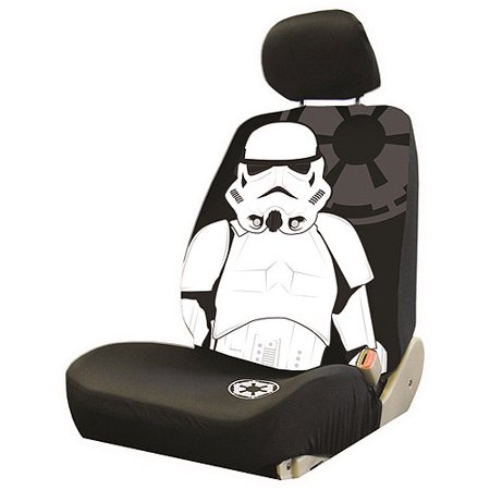 Plasticolor Low Back Seat Cover Star Wars Stormtrooper