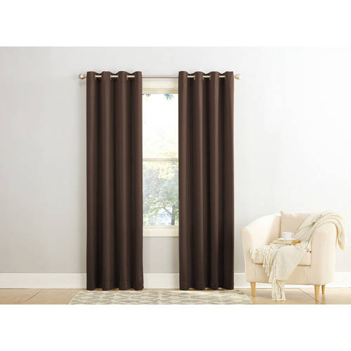 Sun Zero Madison Room-Darkening Grommet Curtain Panel by S. Lichtenberg & Co.