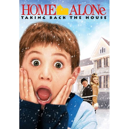 Home Alone: Taking Back the House (DVD) - Buzz Home Alone