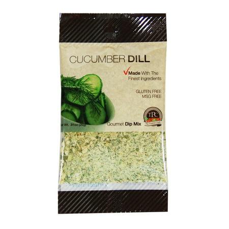 The Pantry Club Dip Mix, Cucumber Dill, 0.91 Oz](Cucumber Snack)