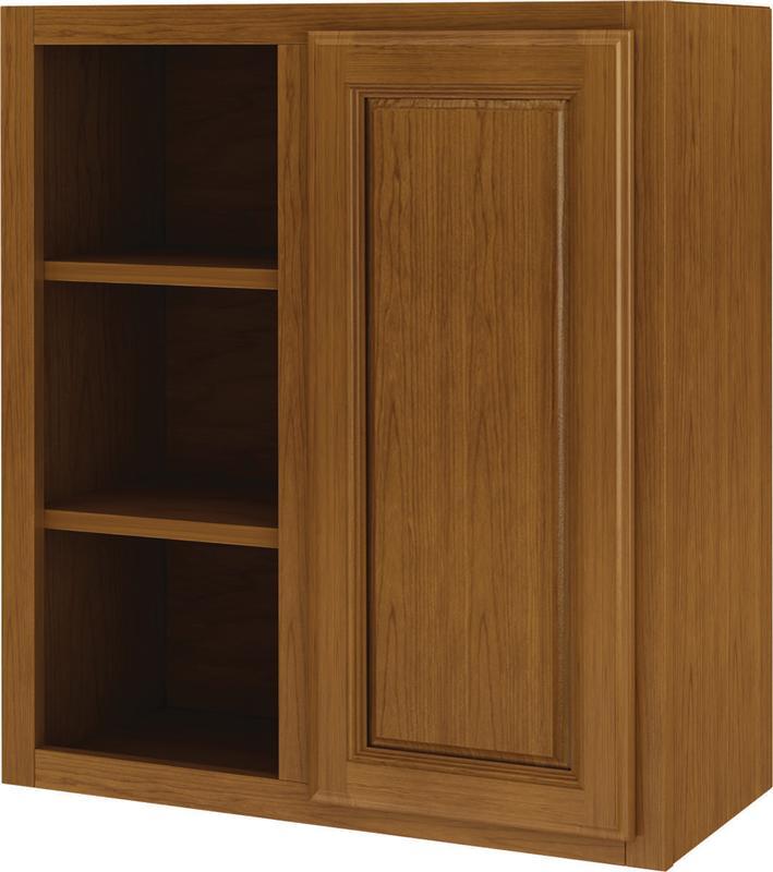 Sunco Cabinets Randolph WB2730RT/A Kitchen Cabinet, 2 ...