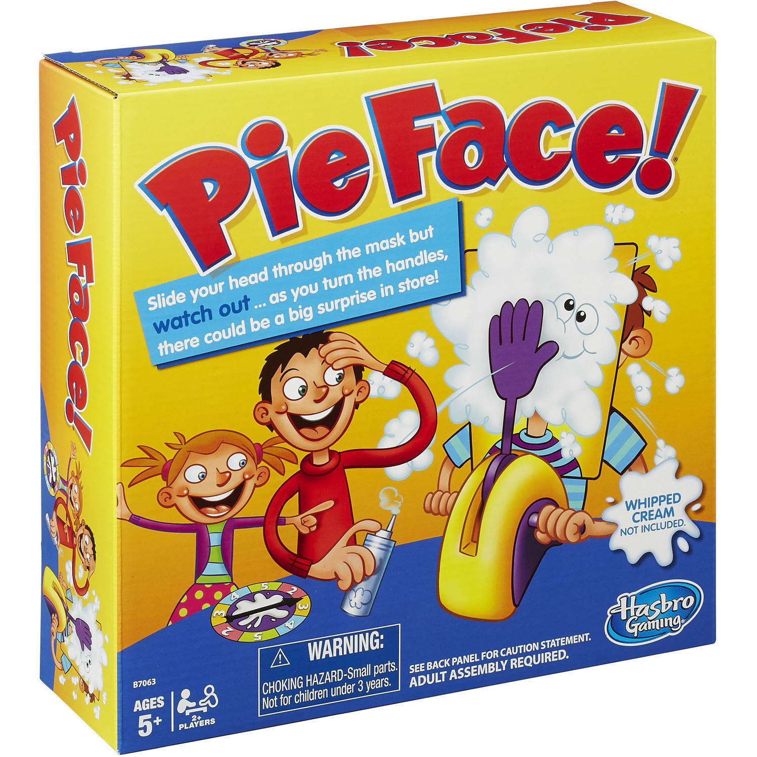 Pie Face Game - Joy Pack Cards in Toronto CA