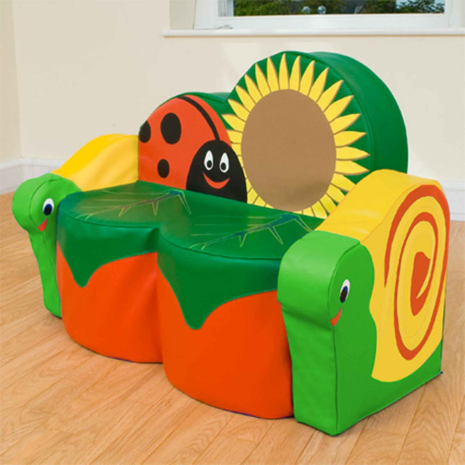 Kalokids Back to Nature Snail Sofa with Arms