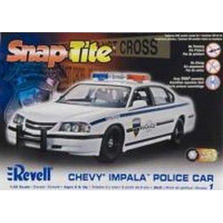 851928 1/25 Easy Kit '05 Impala Police Car - image 1 of 1