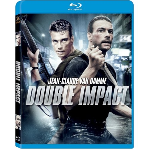 Double Impact (Blu-ray) (Widescreen)