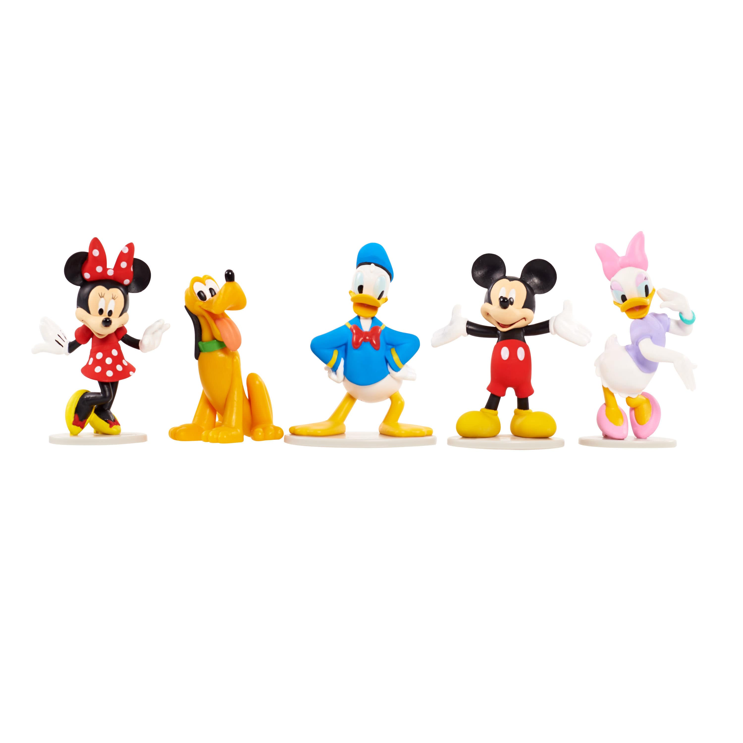 Disney Classics Mickey Mouse Clubhouse Deluxe Figure Set by Overstock