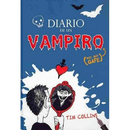 DIARIO DE UN VAMPIRO MUY, MUY GAFE / DIARY OF A WIMPY VAMPIRE