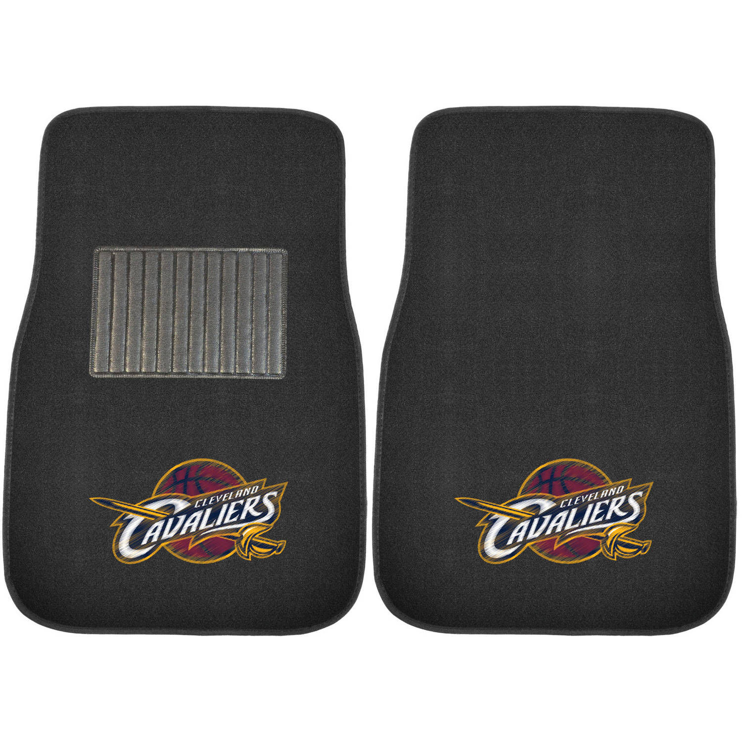 NBA Cleveland Cavaliers Embroidered Car Mats