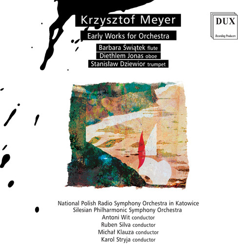 Meyer   Swiatek   Jonas   Dziewior Early Works for Orchestra [CD] by