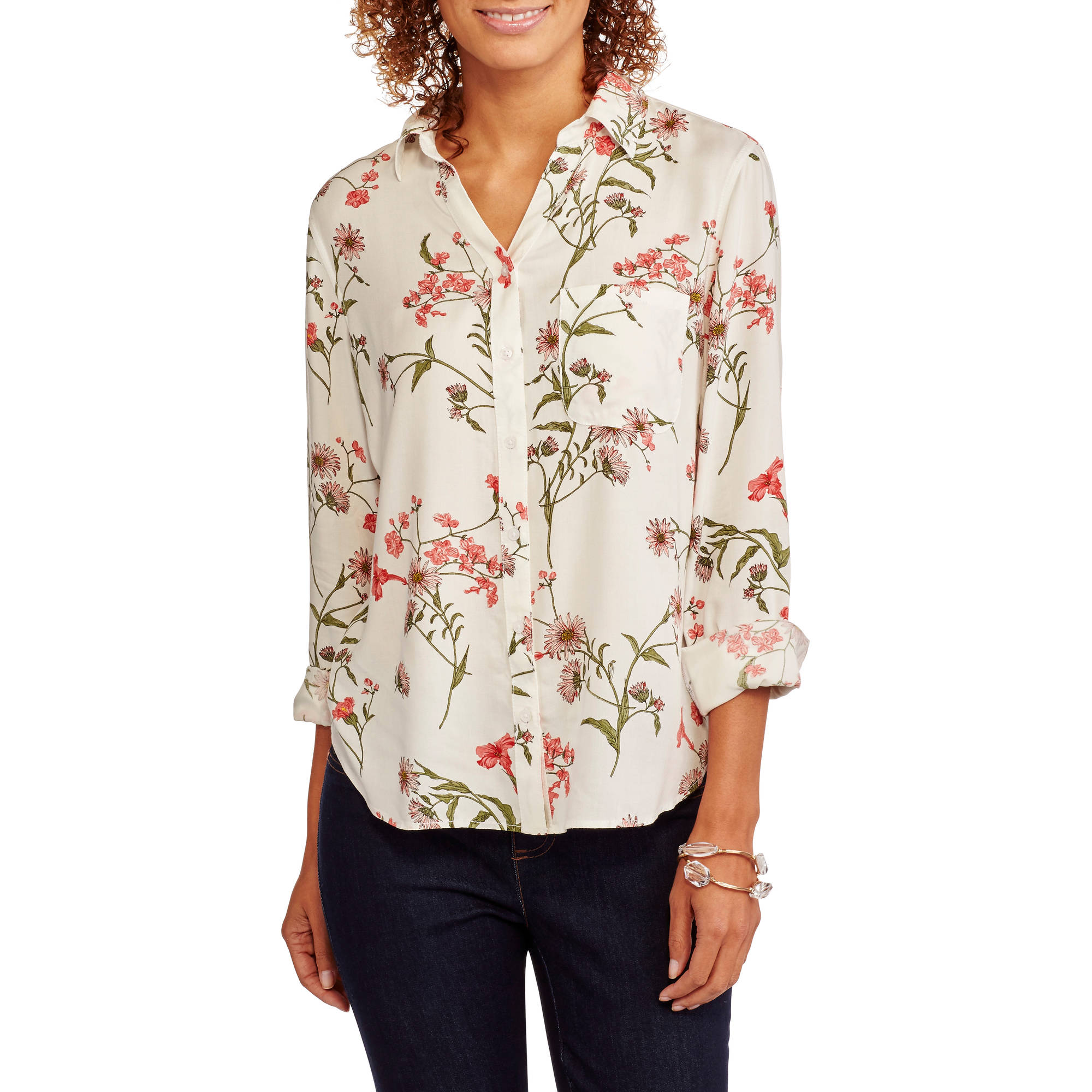 Faded Glory Blouses