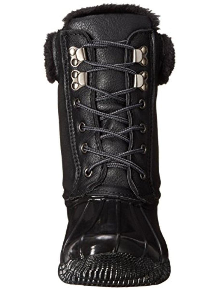 d84f0e1cd25 steve-madden - steve madden womens tstorm ankle round toe snow boots -  Walmart.com