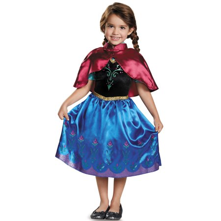 Anna Traveling Classic Toddler Costume](Annie Costume Toddler)