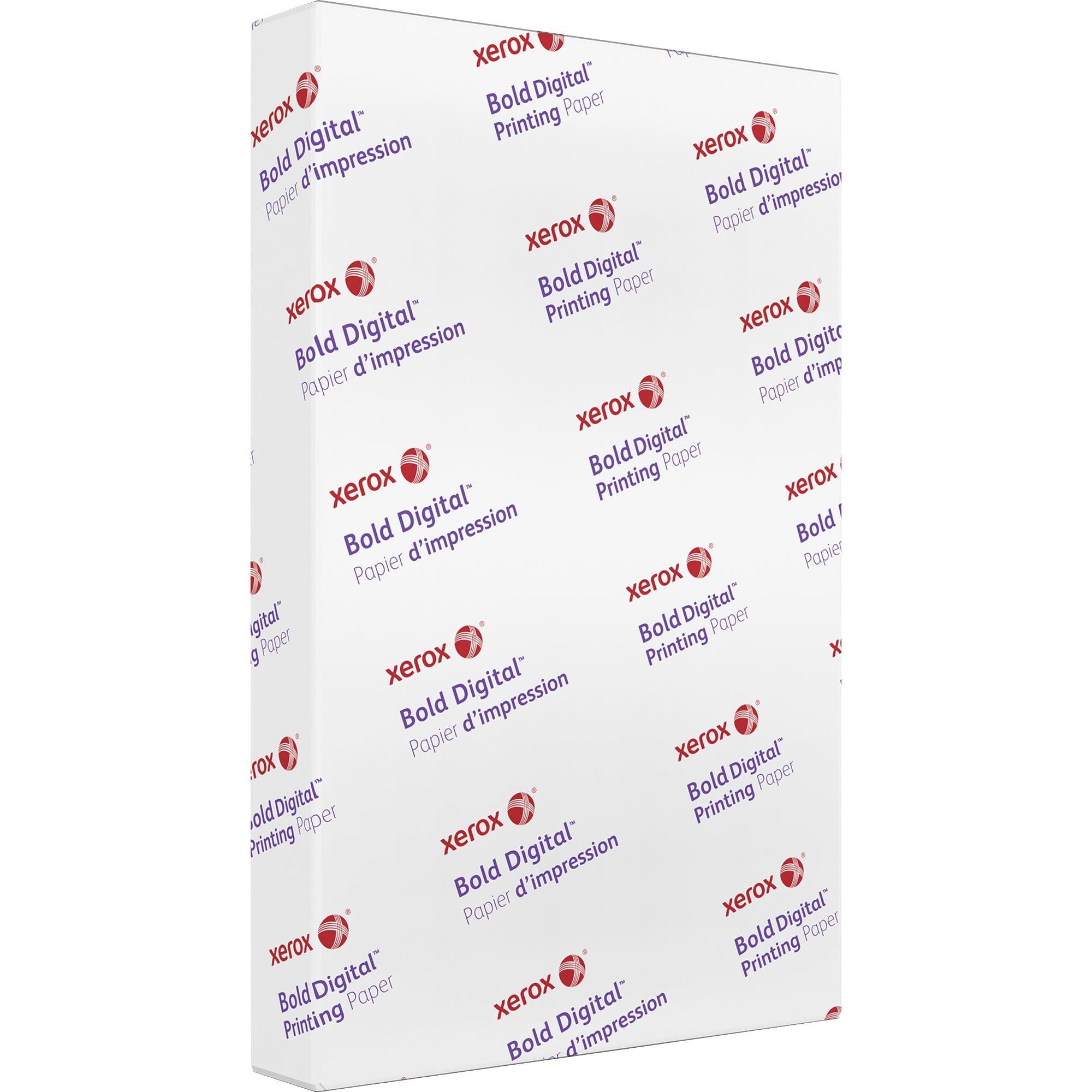 Xerox, XER3R11543, Bold Digital Printing Paper, 500 / Ream, White