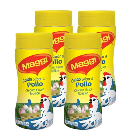 - (3 Pack) MAGGI Granulated Chicken Flavor Bouillon 15.9 oz. Jar
