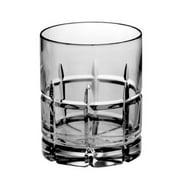 Majestic Crystal Blossom 14 oz. Crystal Whiskey Glass (Set of 4)