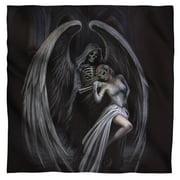 "Anne Stokes - Dance With Death - Bandana - 22"" x 22"""