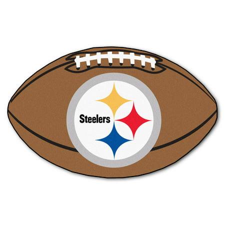 Pittsburgh Steelers Football Mat ()