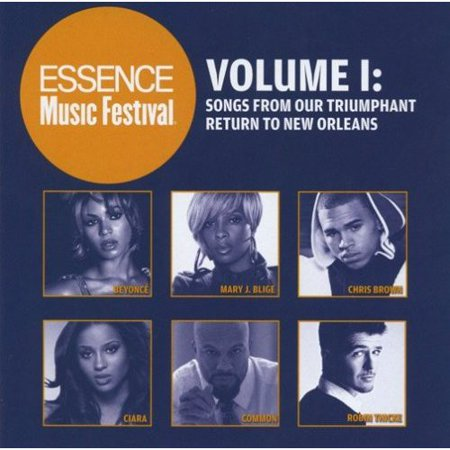 Essence Music Festival, Vol.1: Songs From Our Triumphant Return To New Orleans - New Orleans Halloween Songs